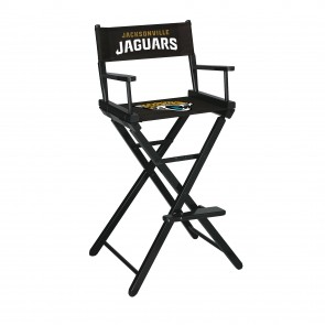 Jacksonville Jaguars Directors Chair Bar Height
