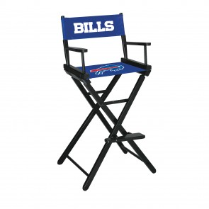Buffalo Bills Directors Chair Bar Height