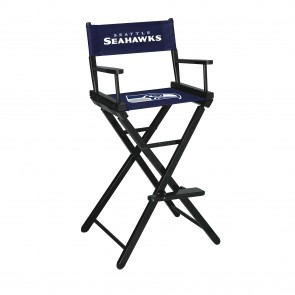 Seattle Seahawks Directors Chair Bar Height