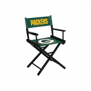 Green Bay Packers Directors Chair Table Height