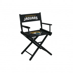 Jacksonville Jaguars Directors Chair Table Height