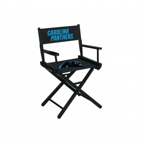 Carolina Panthers Directors Chair Table Height