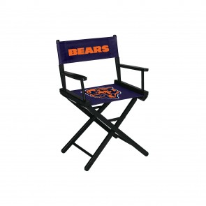 Chicago Bears Directors Chair Table Height