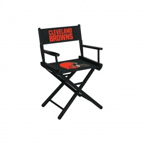 Cleveland Browns Directors Chair Table Height