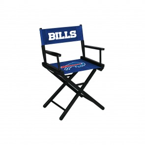 Buffalo Bills Directors Chair Table Height