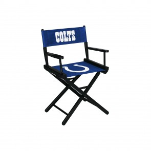 Indianapolis Colts Directors Chair Table Height