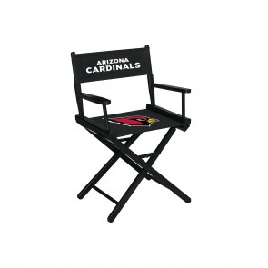 Arizona Cardinals Directors Chair Table Height