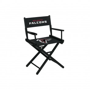 Atlanta Falcons Directors Chair Table Height