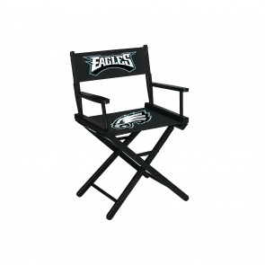 Philadelphia Eagles Directors Chair Table Height