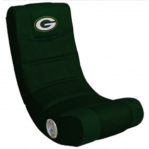 Green Bay Packers Video Chair With Bluetooth