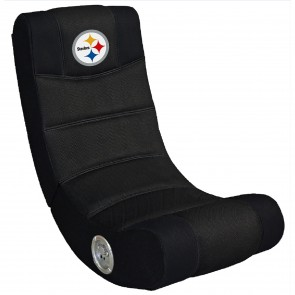 Pittsburgh Steelers Video Chair With Bluetooth