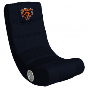 Chicago Bears Video Chair With Bluetooth