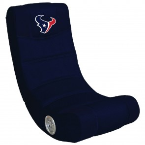Houston Texans Video Chair With Bluetooth
