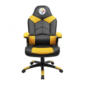 Pittsburgh Steelers Oversized Video Gaming Chair