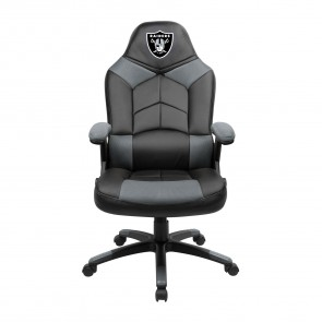 Oakland Raiders Oversized Video Gaming Chair