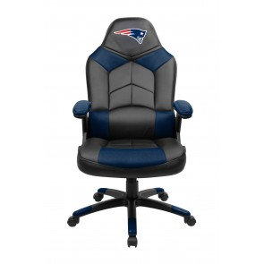 New England Patriots Oversized Video Gaming Chair