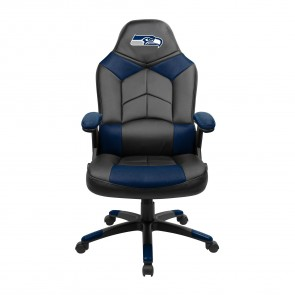 Seattle Seahawks Oversized Video Gaming Chair