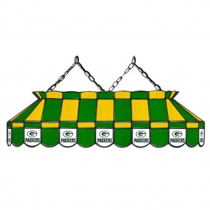 Green Bay Packers 40-Inch Glass Lamp