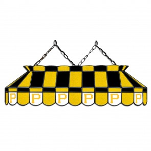 Pittsburgh Pirates 40-Inch Glass Lamp