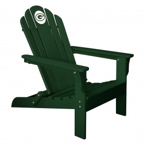 Green Bay Packers Green Adirondack Chair