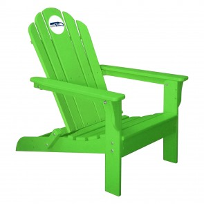 Seattle Seahawks Lime Green Adirondack Chair