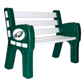 Philadelphia Eagles Park Bench