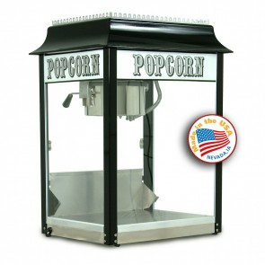1911 Black Popcorn Machine