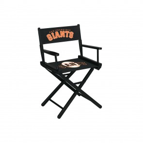 San Francisco Giants Directors Chair Table Height