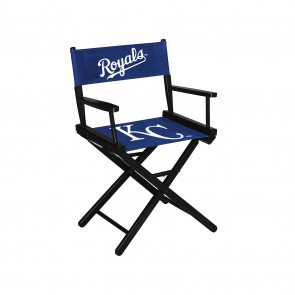 Kansas City Royals Directors Chair Table Height
