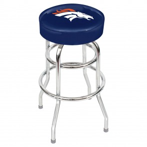 Denver Broncos Bar Stool