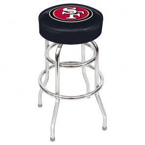 San Francisco 49ers Bar Stool