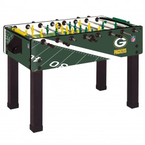 Green Bay Packers Garlando Foosball Table