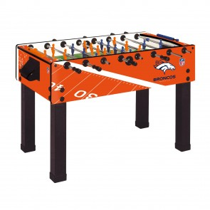 Denver Broncos Garlando Foosball Table