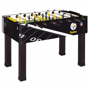 Pittsburgh Steelers Garlando Foosball Table
