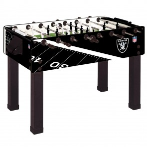 Oakland Raiders Garlando Foosball Table