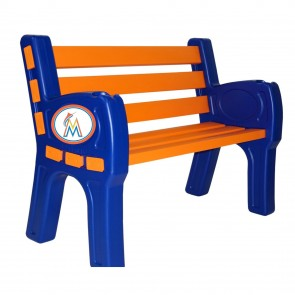 Miami Marlins Park Bench