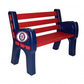 Washington Nationals Park Bench