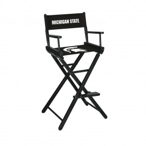 Michigan State Directors Chair Bar Height