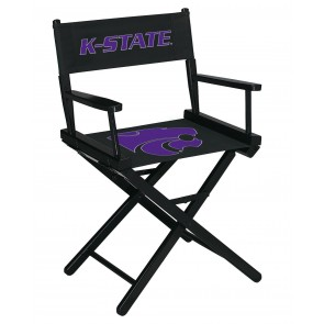 Kansas State Directors Chair Table Height