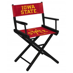Iowa State Directors Chair Table Height