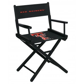 Texas Tech Directors Chair Table Height