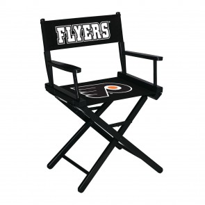 Philadelphia Flyers Directors Chair Table Height