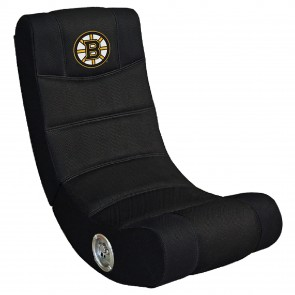 Boston Bruins Video Chair With Bluetooth