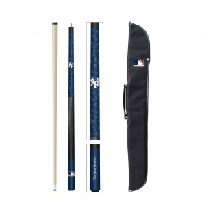 New York Yankees Cue and Case Combo Set