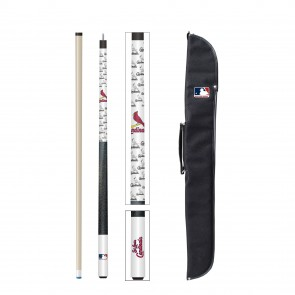 St. Louis Cardinals Cue and Case Combo Set