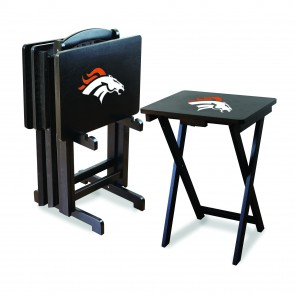 Denver Broncos TV Trays