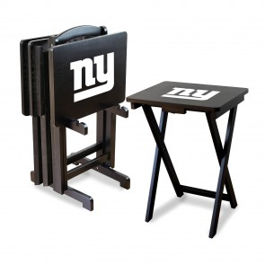 New York Giants TV Trays