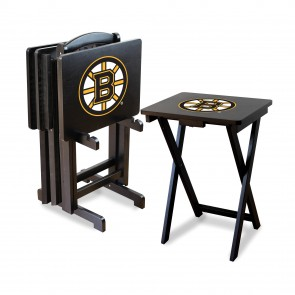 Boston Bruins TV Trays