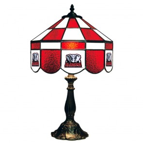 "Alabama Elephant 14"" Executive Table Lamp"