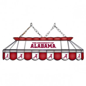 "Alabama MVP 40"" Pool Table Lamp"